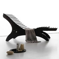 chaise longue sayuri vismara wengé