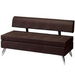 divano sala d'attesa simona 3 posti