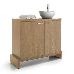 Vismara Benessere mobile rovere 90 con lavabo